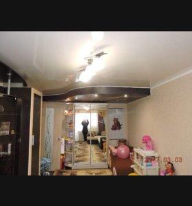 Продаётся 1-ая квартира с евро ремонтом.