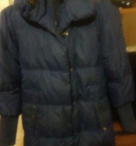 Пальто зима 46-48