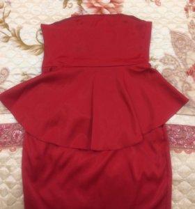 Коктейльное платье с болеро