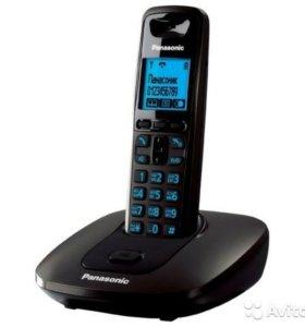 KX-TG6411RU - беспроводной телефон Panasonic dect