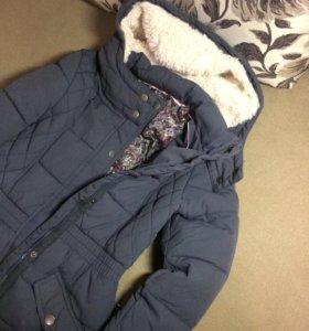 Куртка ( на тёплую зиму)