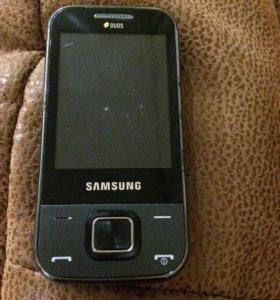 Мобильный телефон Samsung Duos GT-c3752
