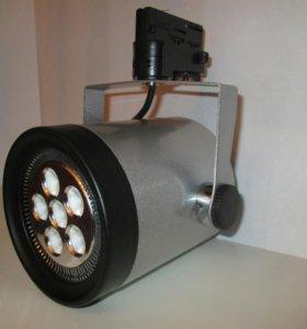 Светильник трековый светодиодный LED-SD04 новый