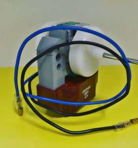 Моторчик вентилятора холодильника