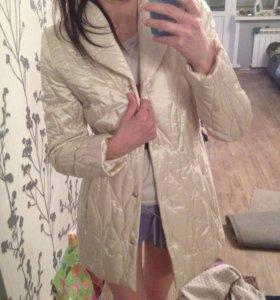 Куртка новая. Осень-весна