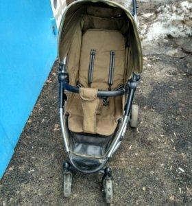 Прогулочная коляска lyder kids