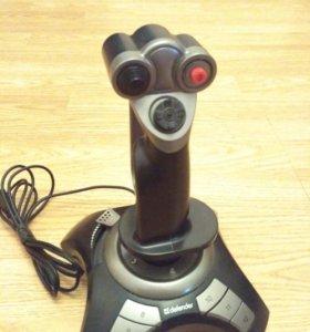 Игровой джойстик Defender Cobra R4 4