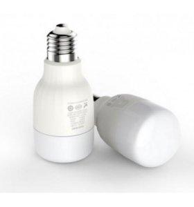 Smart Лампа Xiaomi Yeelight Smart Led Bulb белая
