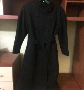 Пальто шерсть