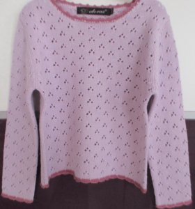 Детский пуловер (свитер)
