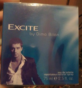 Excite by Dima Bilan