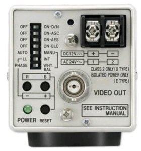 Цветная камера TK-C920E(A) JVC