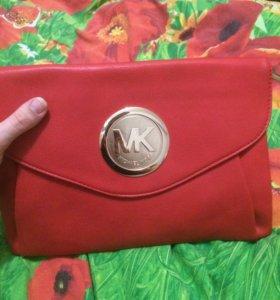 Новый клатч сумка Michael kors
