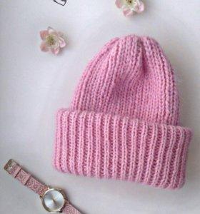 Вязаные шапочки для Вас и Ваших Деток!!!