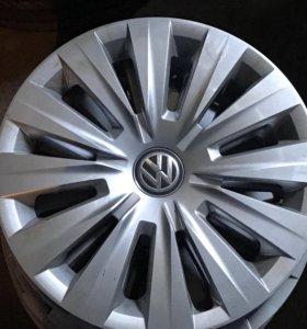 Оригинальные колпаки Volkswagen r15