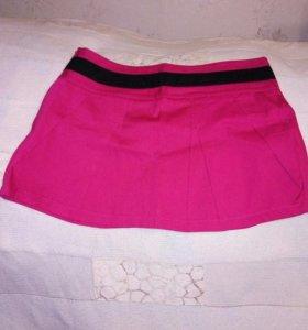 Мини юбка новая