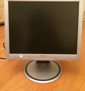 Монитор для  компьютера  Philips Brilliance 150P4