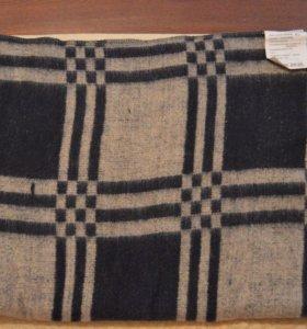Новое шерстяное одеяло