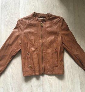 Куртка кожаная Jennifer