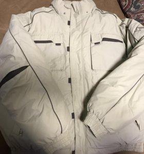 Куртка зимняя мужская 2xl, Finn Flare