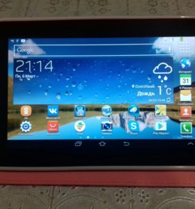 Планшет Samsung Galaxi Tab 2
