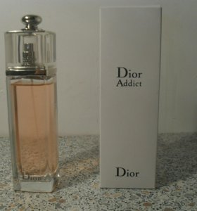 Christian Dior Addict Eau de Toilette Тестер