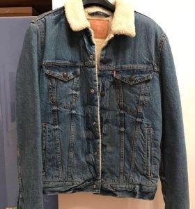 Джинсовая куртка Lewis