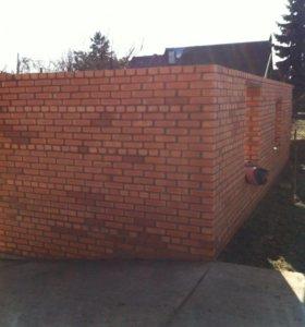 Строительство бетонные штукатурные работы