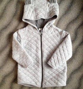Курточка трикотажная H&M