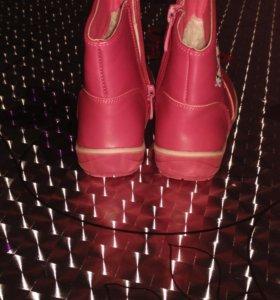 Детские ботиночки на весну, р-р 22