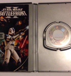 (Psp) Star Wars || Battlefront
