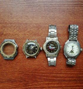 Винтажные часы Командирские СССР