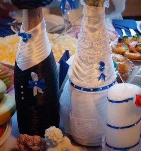 Свадебные украшения на заказ