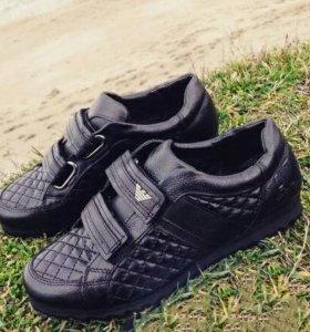 Мужская брендовая обувь Armani