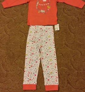 Новая пижама mothercare до 98 см