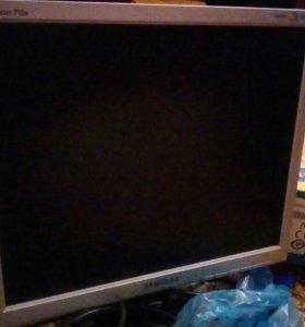 "Монитор Samsung SyncMaster 710N ""17"