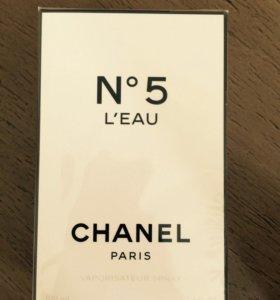 Chanel 5 L'Eau🌹🌹🌹