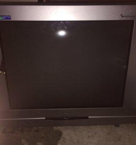 Телевизор 2 в1