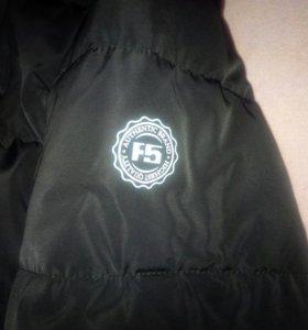 Итальянское Пальто - Пуховик F5 48 размер