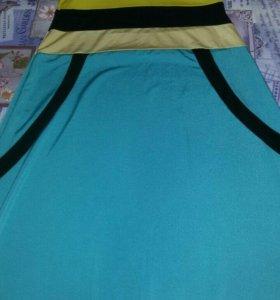 Сарафан платье кардиган