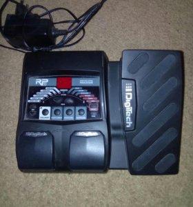 Гитарный процессор Digitech RP90