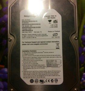 """HDD IDE 3,5"""" 320 GB"""