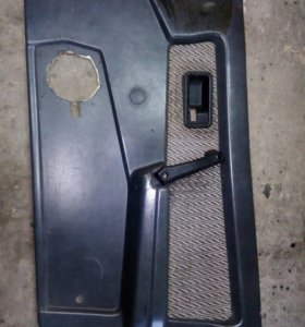 Карта двери 2109 передняя правая