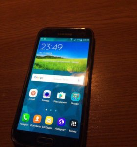 Samsung galaxy S5 ( меняю )