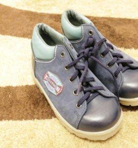 Летние ботиночки, состояние новых