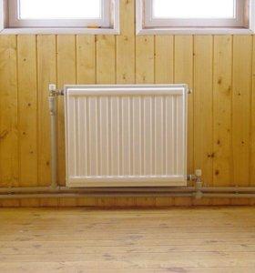 Водоснабжение, отопление, канализация в Ваш дом.