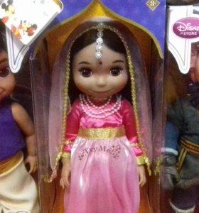 Куклы аниматоры Дисней Кристофф Аладин