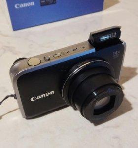 Фотоаппарат Canon SX 210