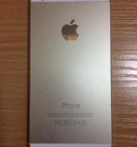Корпус iPhone 5S Оригинальный Б/у.