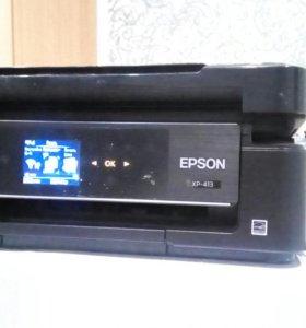 Принтер Epson xp-413